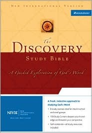 Holy Bible: NIV Discovery Study Bible: A Guided Exploration of God's Word