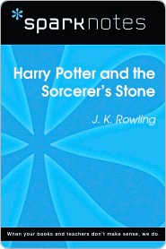 Harry Potter and the Sorcerer's Stone (SparkNotes Literature Guide Series)