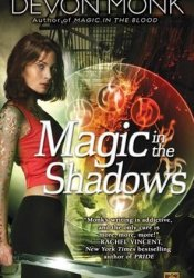 Magic in the Shadows (Allie Beckstrom, #3) Pdf Book
