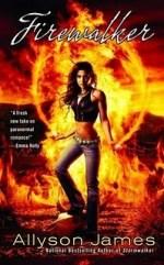 Book Review: Allyson James' Firewalker