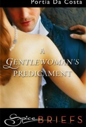 A Gentlewoman's Predicament (The Ladies' Sewing Circle, #1)