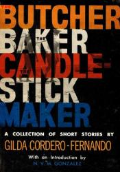 The Butcher, the Baker, the Candlestick Maker: A Collection of Short Stories Pdf Book