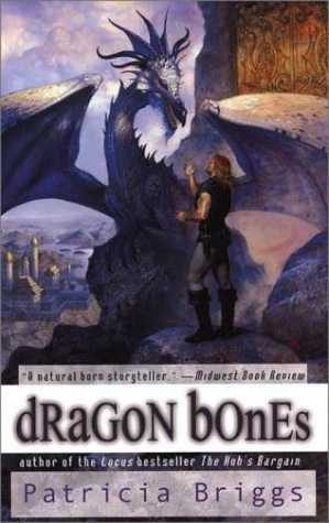 Dragon Bones Book Cover