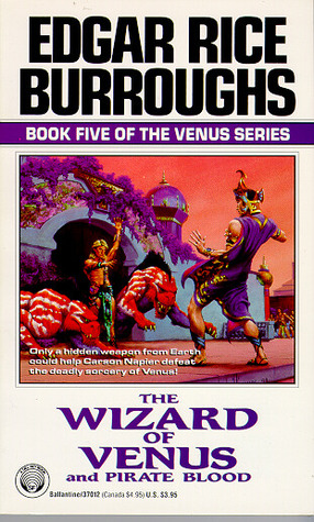 The Wizard of Venus and Pirate Blood