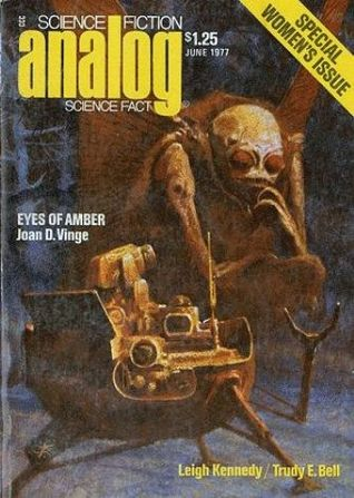 Analog Science Fiction and Fact, 1977 June