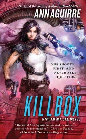Killbox (Sirantha Jax, #4)