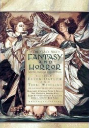 The Year's Best Fantasy and Horror: Ninth Annual Collection Pdf Book