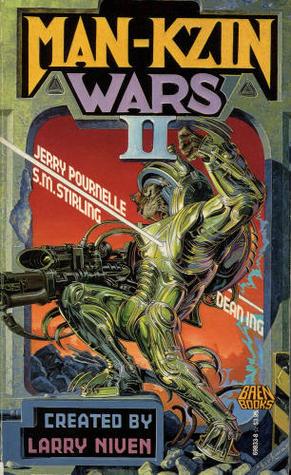 The Man-Kzin Wars II (Man-Kzin Wars, #2)