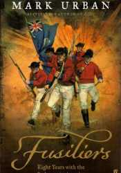 Fusiliers: Eight Years with the Redcoats in America Pdf Book
