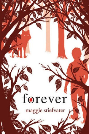 Reading books Forever (The Wolves of Mercy Falls, #3)