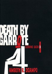 Death by Garrote Pdf Book