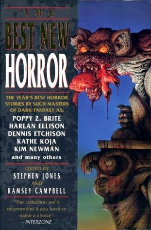 Best New Horror 5 (The Mammoth Book of Best New Horror, #5)