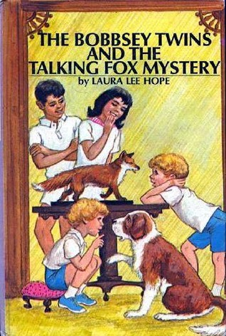 The Bobbsey Twins And The Talking Fox Mystery
