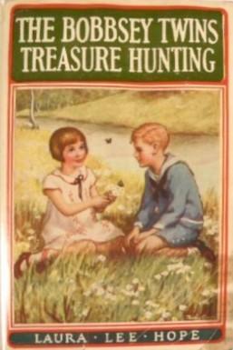 The Bobbsey Twins Treasure Hunting