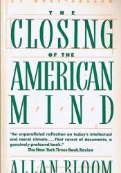 The Closing of the American Mind Pdf Book