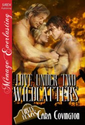 Love Under Two Wildcatters (Lusty, Texas #4)