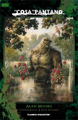 La Cosa del Pantano de Alan Moore 1