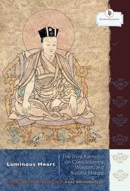 Luminous Heart: The Third Karmapa On Consciousness, Wisdom, And Buddha Nature