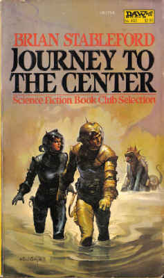 Journey to the Center (Asgard, #1)