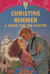 A Home For The Hunter (The Jones Gang, #4)