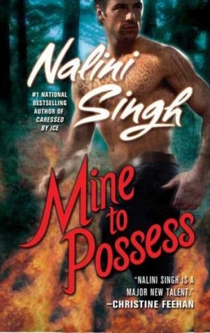 Mine to Possess (Psy-Changeling #4)
