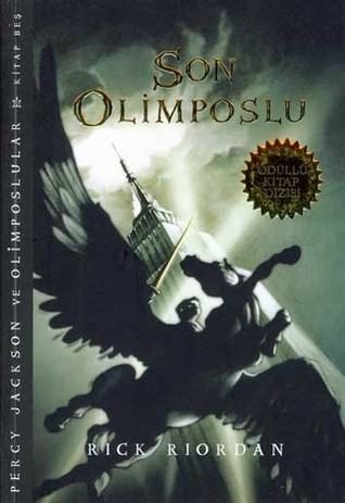 Son Olimposlu (Percy Jackson ve Olimposlular, #5)