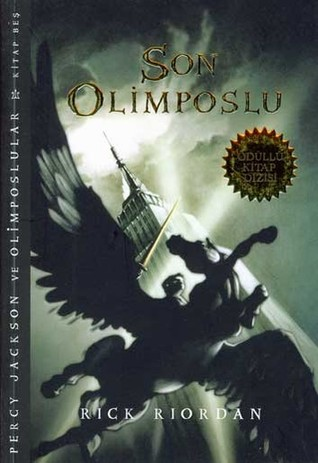 Son Olimposlu (Percy Jackson ve Olimposlular, #5)