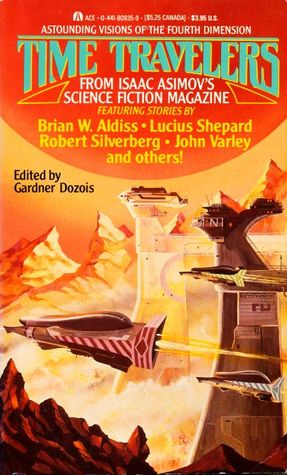 Time Travelers From Isaac Asimov's Science Fiction Magazine