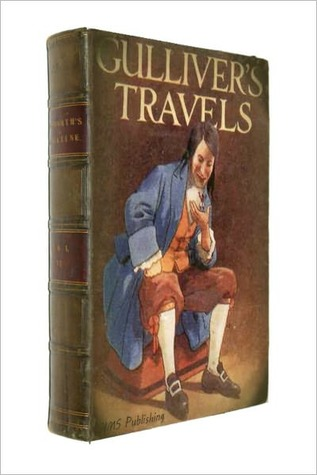 Gullivers Travels with illustrations and FREE audiobook