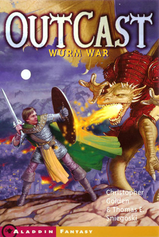 Wurm War (OutCast, #4)