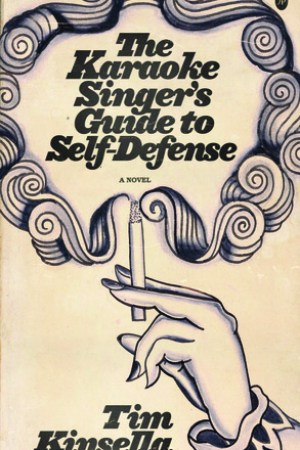 Reading books The Karaoke Singer's Guide to Self-Defense