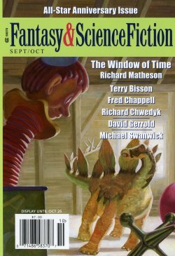 The Magazine of Fantasy and Science Fiction, September/October 2010 (The Magazine of Fantasy & Science Fiction, #691)