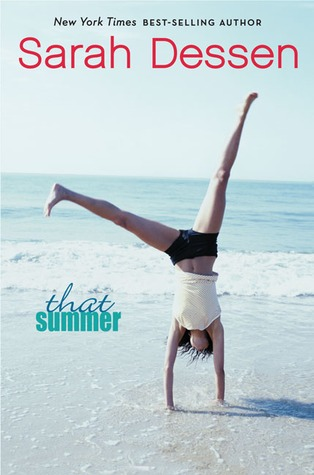 Image result for that summer by sarah dessen