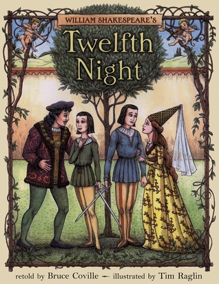 William Shakespeare's: Twelfth Night (Shakespeare Retellings, #6)