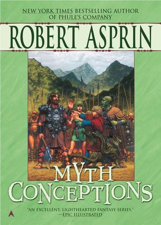 Myth Conceptions (Myth Adventures, #2)
