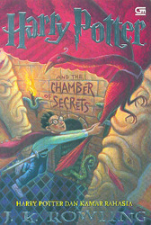 Harry Potter and the Chamber of Secrets - Harry Potter dan Kamar Rahasia (Harry Potter, #2)
