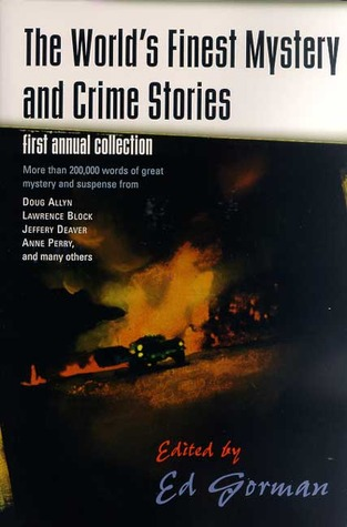 The World's Finest Mystery and Crime Stories 1: First Annual Collection