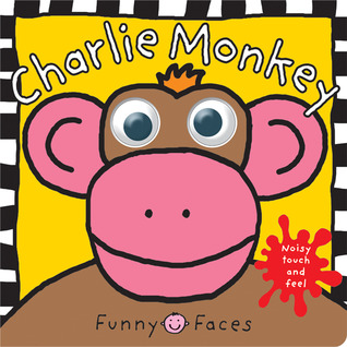 Funny Faces Charlie Monkey