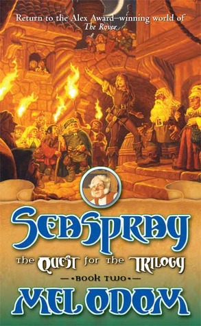 Seaspray (The Quest for the Trilogy, #2)