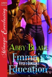 Emma's Education (Viper's Dungeon, #1)