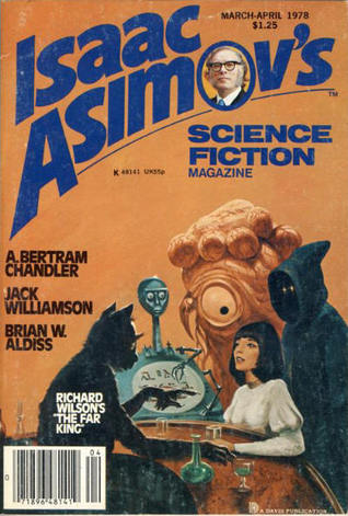 Isaac Asimov's Science Fiction Magazine, March-April 1978 (Asimov's Science Fiction, #6)
