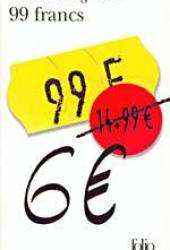 99 francs (14,99 Euros)