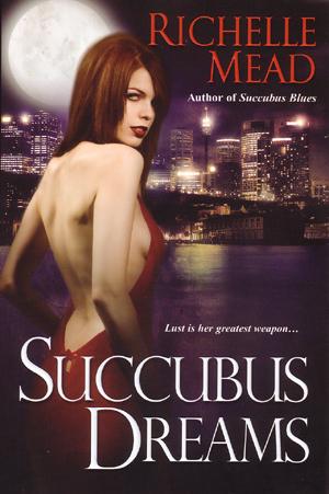 Succubus Dreams (Georgina Kincaid, #3)