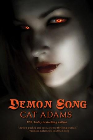 Demon Song (Blood Singer, #3)