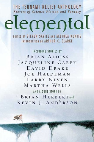Elemental: The Tsunami  Relief Anthology: Stories of Science Fiction and Fantasy