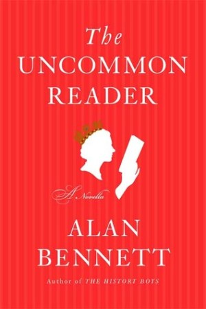 Reading books The Uncommon Reader