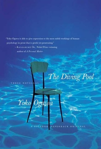 Image result for The Diving Pool book