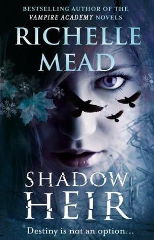 Shadow Heir (Dark Swan, #4)