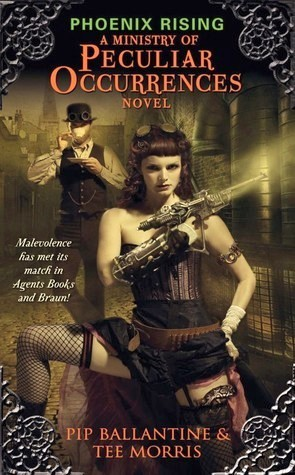 Phoenix Rising (Ministry of Peculiar Occurrences, #1)