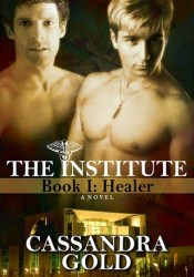 Healer (The Institute #1) Pdf Book